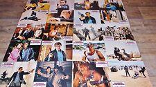 belmondo LE PROFESSIONNEL !  le jeu 20 photos cinema lobby card