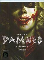 2018 BATMAN DAMNED #2  DC BLACK LABEL COMICS  COVER A