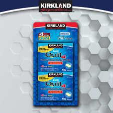 Kirkland Signature Quit Gum 4 mg 380 Pieces Nicotine Polacrilex Stop Smoking Aid