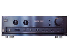 Sony und 2 Kanälen Verstärker & Vorverstärker für Heim-Audio - & HiFi-Geräte mit Stereo L/R RCA Audioausgängen
