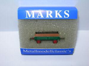 MARKS Art.Nr. 9703 ANHÄNGER für Traktoren, Unimogs, etc