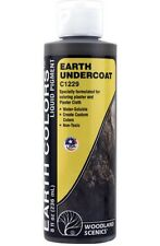 Woodland Scenics Earth Undercoat Terrain Paint 236ml