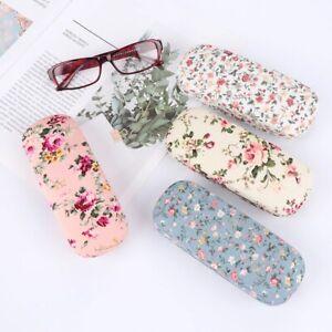 Portable Hard Glasses Box Eyeglasses Case Spectacle Holder Eyewear Protector