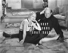 THELMA TODD Photo EDGAR KENNEDY Sexy HAL ROACH COMEDY The Boy Friend RARE leggy