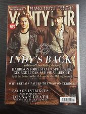Vanity Fair Magazine February 2008 Harrison Ford, Indiana Jones Celebrity No 570