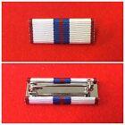 Silver Jubilee Ribbon (Bar pin) British Medals SJ Medal Ribbon Bar Pin