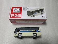 HINO S'ELEGA Ina Highway BUS Pocket Tomica P046 Tomy Taito NIB
