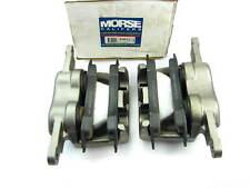 Reman. Morse P4513 Front Disc Brake Caliper Set & Brake Pads 1992-1994 E-350 Van