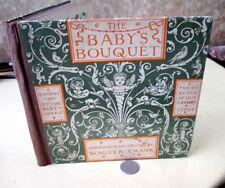 THE BABY'S BOUQUET,ca1890,Walter Crane,Illust