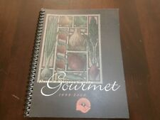 1999 - 2000 Pratt & Whitney Canada Gourmet Cooking Book Centraide  in French