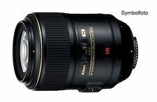 Nikon Micro-Nikkor 105 mm F/2.8 G SWM AF-S VR IF ED IF-ED Objektiv