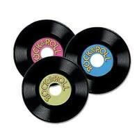 Personalized Plastic Records