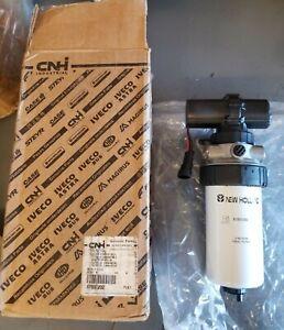 CNH CASE NEW HOLLAND ELECTRIC FUEL PUMP & FILTER 555E 5160S TS115 TS90 TS100