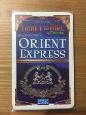 Ticket to Ride Orient Express - New in Package - Rare Item