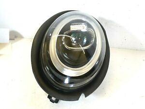 Genuine Used MINI LCI Left Passenger Side LED Headlight RHD F55 F56 F57 8738653