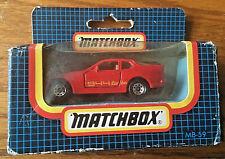 Matchbox MB59 Porsche 944 Turbo NEW BOXED !
