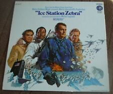 ICE STATION ZEBRA (Michel Legrand) original near mint stereo lp (1968)