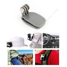 Travel Quick Cap Chest Strap Helmet Clip Clamp for GoPro SJCAM Xiaomi Yi Camera