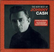 Johnny Cash  The Very Best Of. CD New Not Sealed