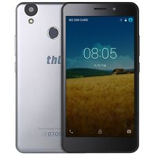 Unlocked thl T9 Pro Android 6.0 Smart Mobile Phone Quad Core Fingerprint GPS 16g Black