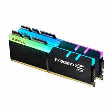 32GB GSkill Trident Z DDR4 - 3200 (2x 16GB)