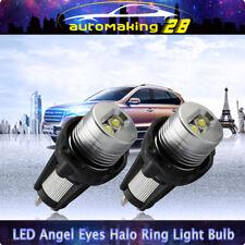 LED Angel Eyes light Lamp 20W For BMW E60 E61 E63 E64 E82 E87 E89 Z4 E90 E91 E93
