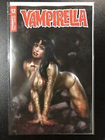 🚨🦇🔥 VAMPIRELLA #12 LUCIO PARRILLO Cover A NM Gemini Shipping❗️