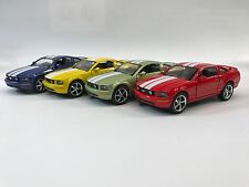 Ford Mustang-GT 2006 1:38 scale KT.5091.DF Set of 4