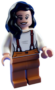 Lego Moinca Geller Frau Figur Minifigur Legofigur Ideas Cuusoo idea057 Neu