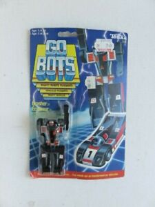 GOBOTS TONKA MIGHTY VEHICLES CRASHER 1984 MIB (enemy robot race car).