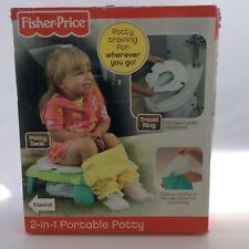Fisher Price 2-in-1 Portable Potty