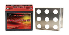 Odyssey Extreme 25 PC680 Red Top 25 Battery With Aluminium Retaining Bracket