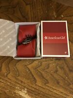 American Girl Kirsten Red Boots NIB NRFB NEW RETIRED No DOLL