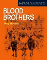Oxford Playscripts: Blood Brothers by Willy Russell 9780198332992 | Brand New