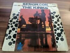 The Kinks ‎– Sesion Con The Kinks