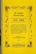 THE NATIONAL THRESHERWOMEN COOK BOOK 1954 ANTIQUE * NATIONWIDE * FARM WOMEN RARE