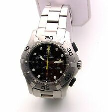 TAG Heuer CN211A Aquagraph Caliber 60 Automatic Divers Chronograph 500m/1666ft