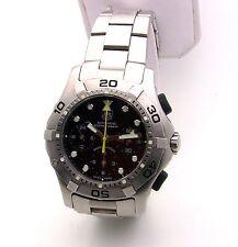 TAG Heuer CN211A Aquagraph Caliber 60 Automatic Divers Chronograph 500m/1666ft