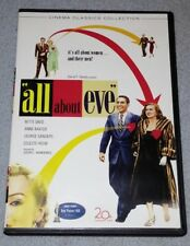 All About Eve Davis Dvd *Rare opp