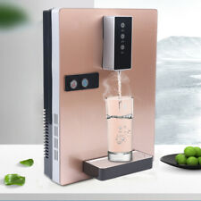 More details for hot water boiler instant cold water dispenser kettle machine wall-mount ice hot