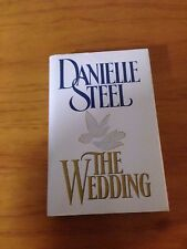 The Wedding By Danielle Steel - Hardcover 2000 -  With Dust Jacket