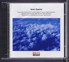 SCHNITTKE CD NEW CONCERTO / PRELUDE/ GIDON KREMER/ YURI SMIRNOV