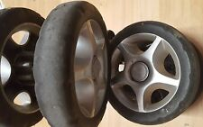 Silver Cross 3D Replacement BACK Wheels ⭐️ FREE UK P&P ⭐️