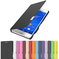 Slim Case für Sony Xperia Serie Tasche Cover Schutz Hülle Silikon TPU Bumper