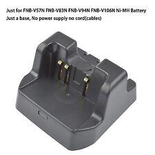 CD-47 Ni-MH Charger Base no power supply for Vertex Standard VX160 VX168 VX180