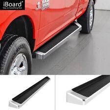 "Premium 6"" iBoard Side Steps Fit 09-18 Dodge Ram 1500 2500 3500 Crew Cab"