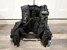 Sherwood Luna Weight Integrated BCD, Jacket Style, Scuba Diving, Small