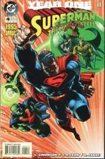 Superman: The Man of Steel Annual #4