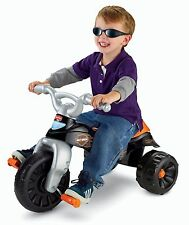 Trike Bike Tricycle Ride Child Toy Harley Motorcycle Toddler Boy Wheels Car Gift