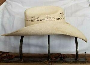 Atwood Burnished El Dorado Palm Hat